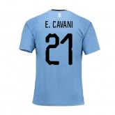 Maillot E. Cavani Uruguay Domicile 2018 Boutique France