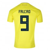 La Collection 2018 Maillot Falcao Colombie Domicile 2018
