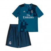 Authentique Maillot Real Madrid Enfant Third 2017/2018