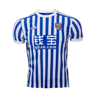 Maillot Real Sociedad Domicile 2017/2018 Promotions