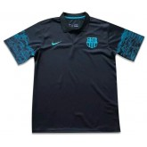 Polo FC Barcelone 2017/2018 Noir France Métropolitaine