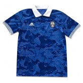 Authentique Polo Juventus 2017/2018 Bleu