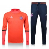 Prix Survêtement Training Bayern Munich 2016/2017 Rouge Orange
