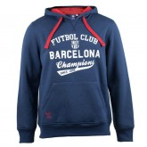 Boutique Sweat-Shirt FC Barcelone 2016/2017 Bleu Paris