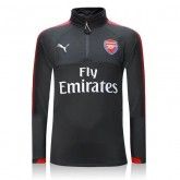 Training Top Arsenal 2017/2018 Gris Remise Paris en ligne