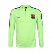 Training Top Barcelone 2016/2017 Vert Clair Promos