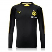 Boutique de Training Top Borussia Dortmund 2017/2018 Noir