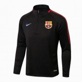 Training Top FC Barcelone 2017/2018 Noir France Magasin