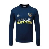 Training Top Los Angeles Galaxy 2017/2018 Bleu Obscure Commerce De Gros