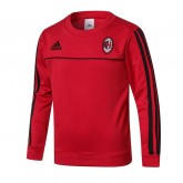 Training Top Milan AC 2017/2018 Rouge (col rond) Vendre