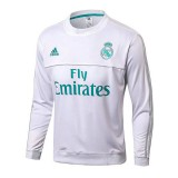 Training Top Real Madrid 2017/2018 Blanc Site Francais