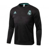 Training Top Real Madrid 2017/2018 Noir Pas Chere