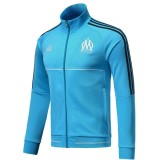 Veste Marseille 2017/2018 Bleu Réduction