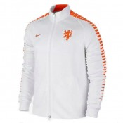 Veste Pays-Bas 2015/2016 Blanc France Magasin